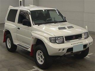 Mitsubishi Pajero EVOLUTION Auto