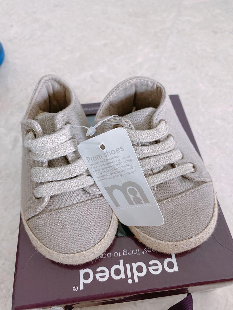 Newborn Mothercare Pram shoes, Babies