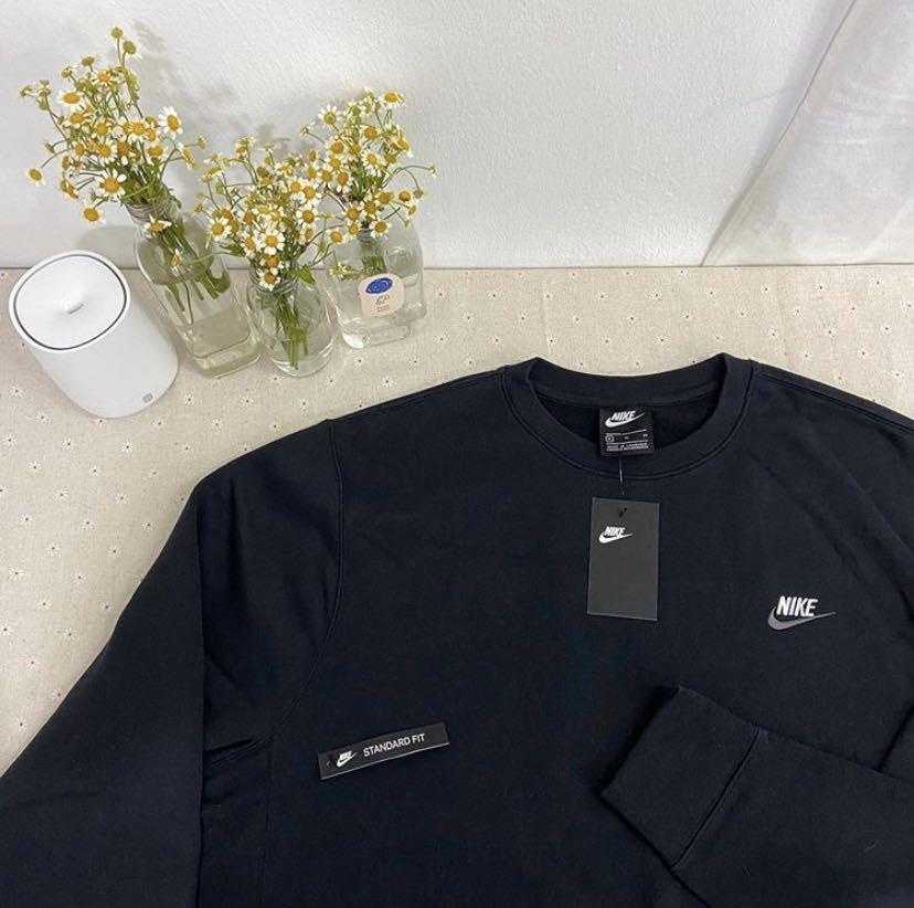 Ruidoso educador beneficio  Nike Foundation Crew Sweatshirt , Men's Fashion, Clothes, Tops on Carousell