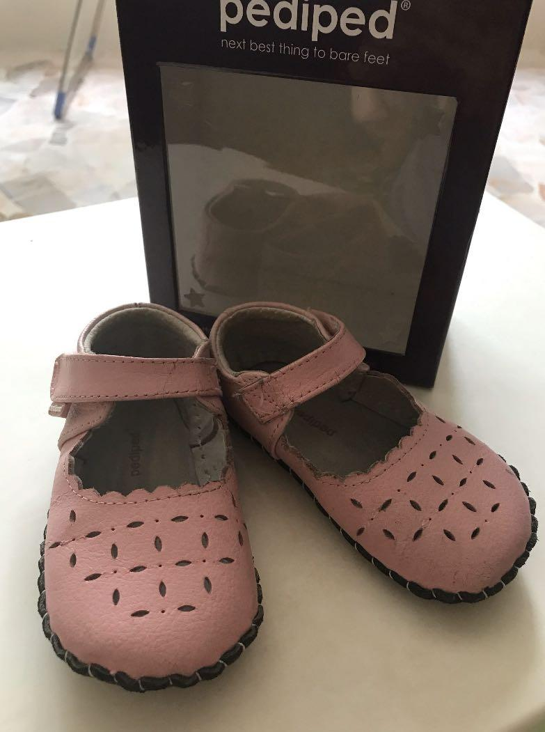 Pediped baby walking shoes/sandals