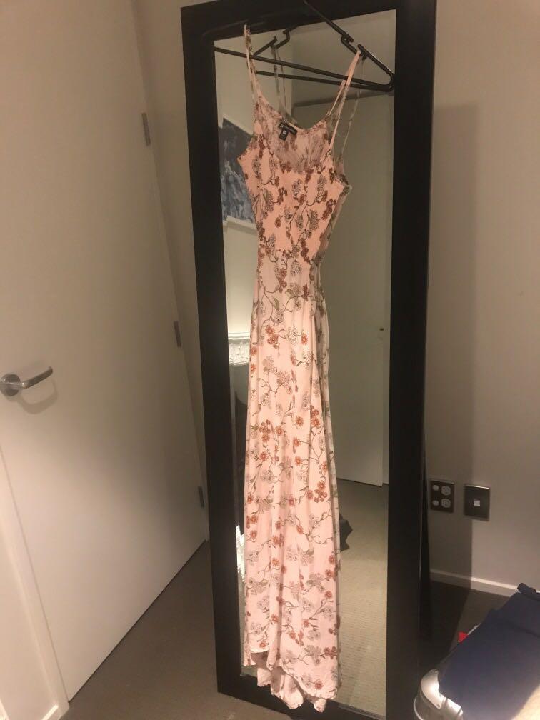 Used dress, hardly worn