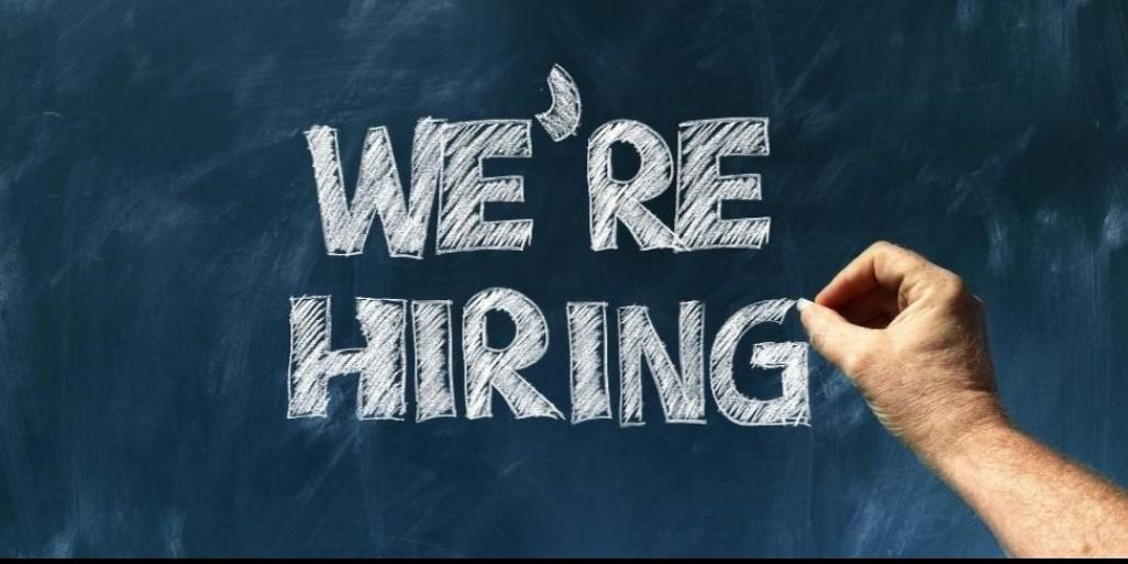 We are hiring cleanners..