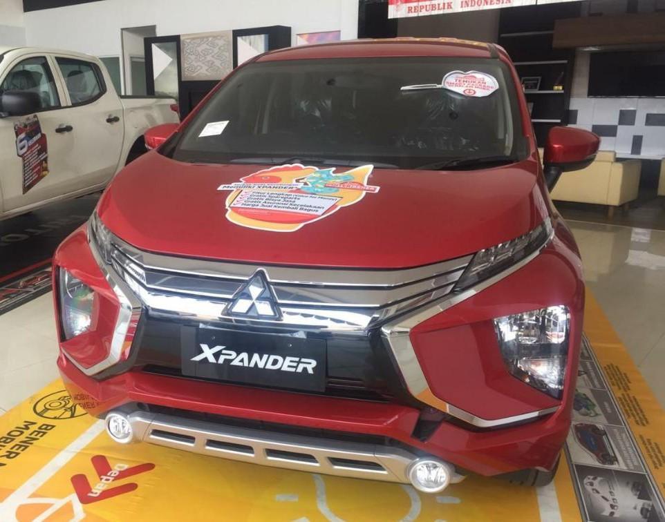 Xpander Sport AT Stok 2019 Cuci Gudang diskon besar dp ringan