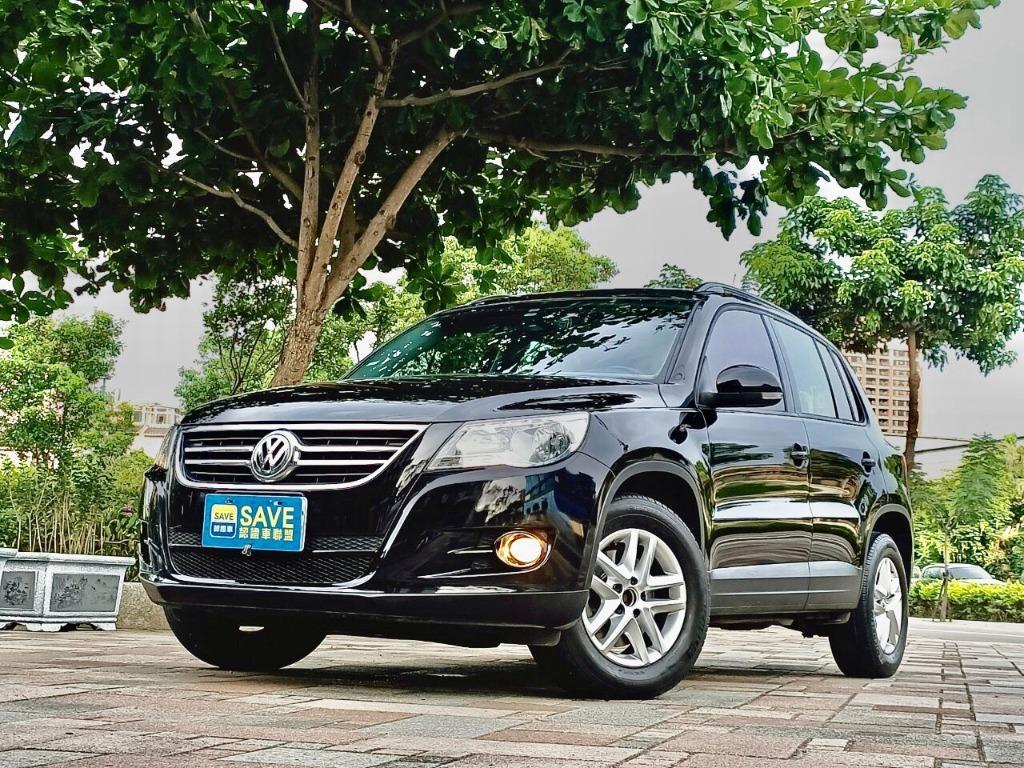 ➡️2011 Volkswagen Tiguan 手自排 2.0L ✨SAVE認證車!僅跑9萬 安全節能休旅 超低利率專案 歡迎來電洽詢! ✨