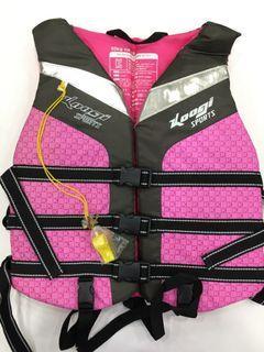 浮水衣 救生衣 適合40至60公斤人士