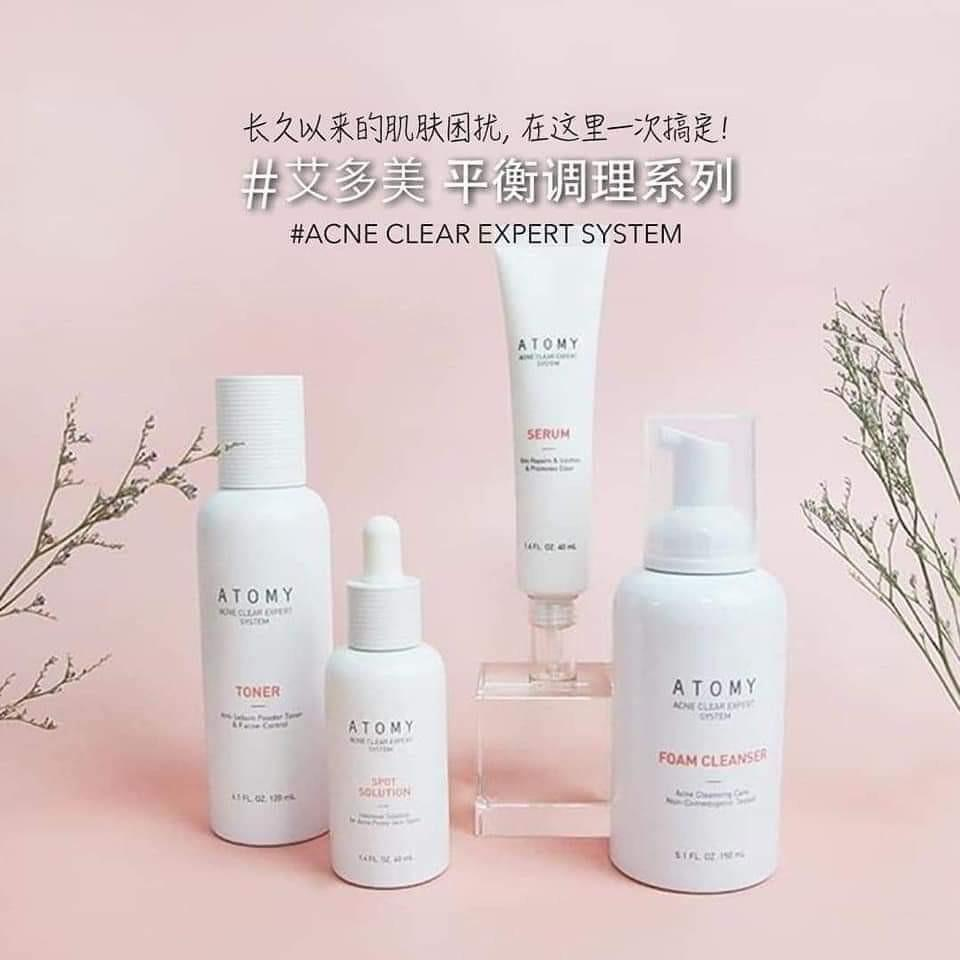 Atomy Acne Care Set Health Beauty Face Skin Care On Carousell