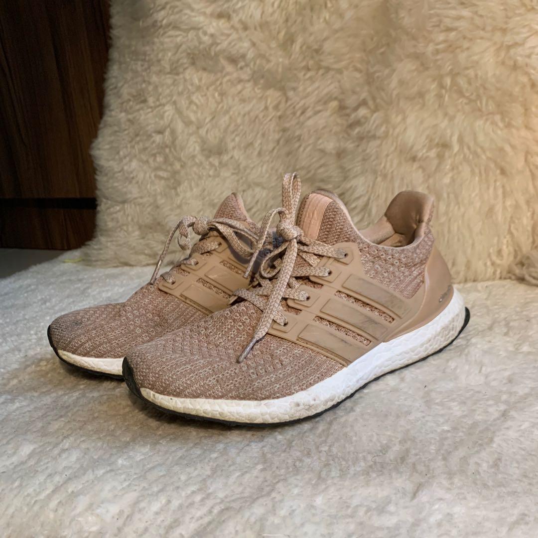 adidas boost rose gold