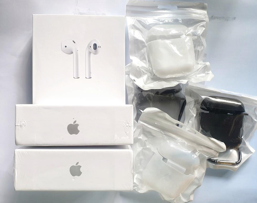 Airpods 2nd Generation W Free Case Music Media Music