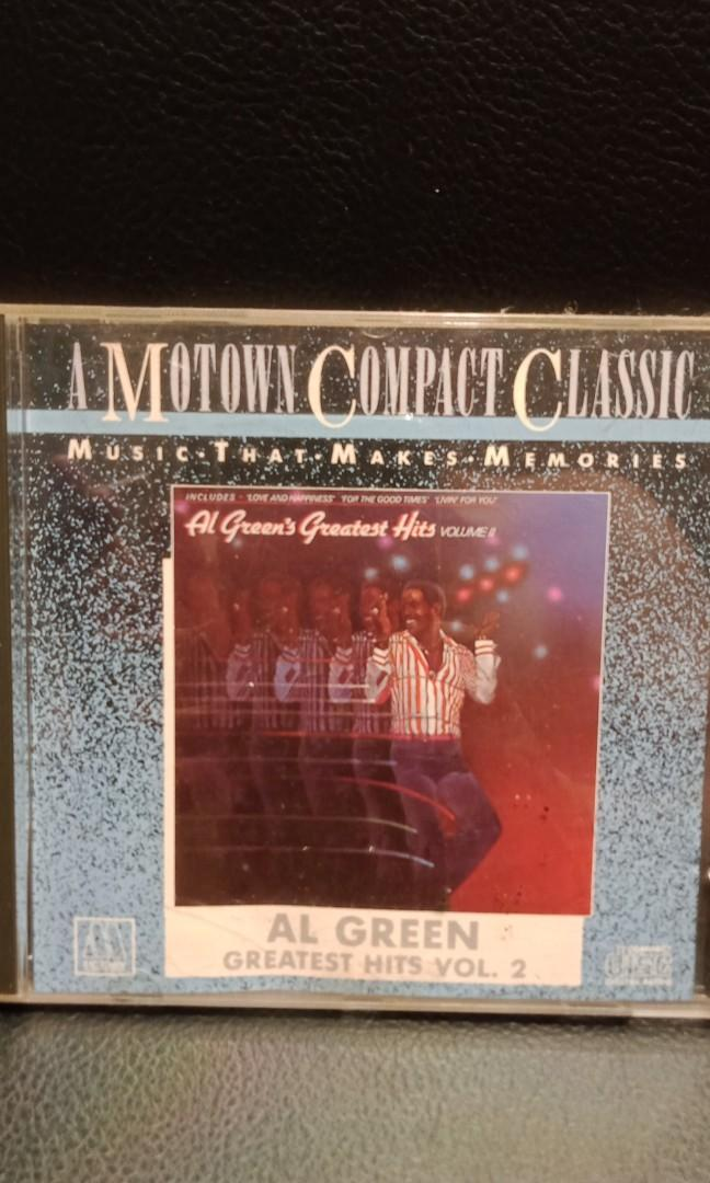 AL GREEN greatest hits 2