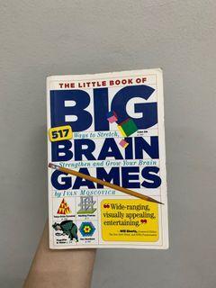 big brain games book