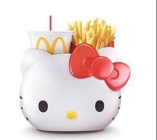 BNIB Hello Kitty Carrier