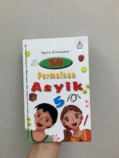 buku 50 permainan asik