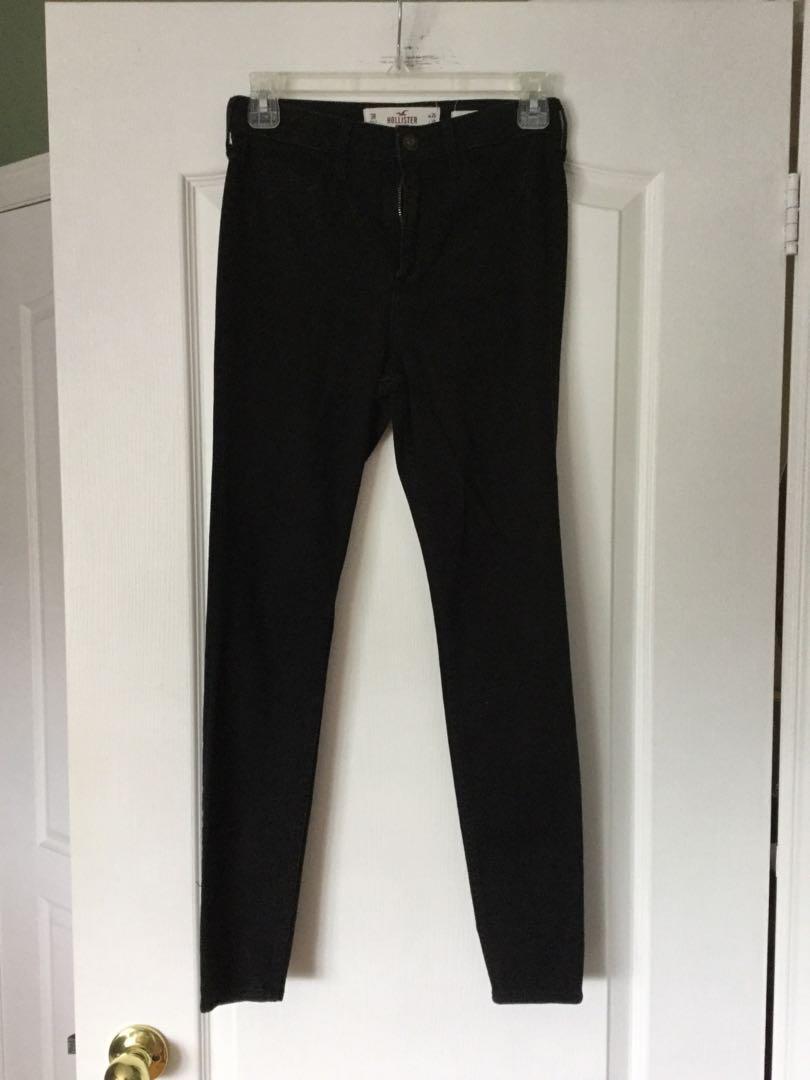 HOLLISTER  high rise jean legging, size W26, L28, 3R. EUC