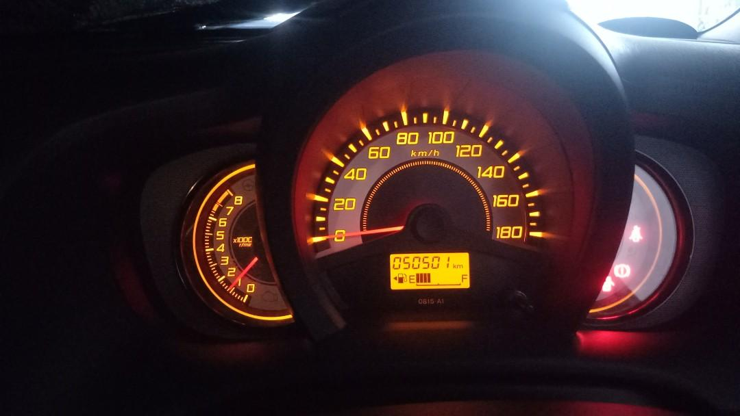 Honda Brio manual good condition