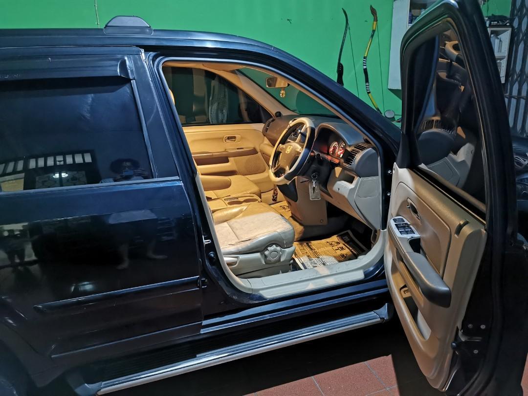 Honda CRV 2006 matic 2,4cc tangguh dan ganteng