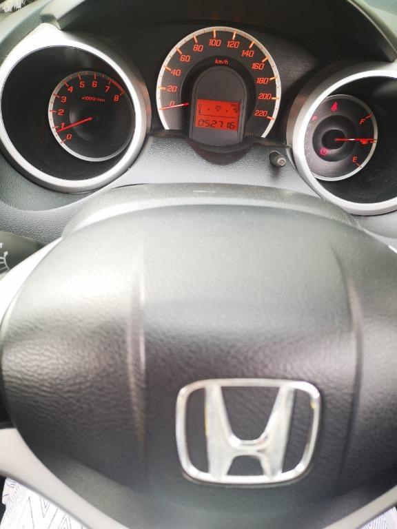 Honda Jazz Automatic Tipe S
