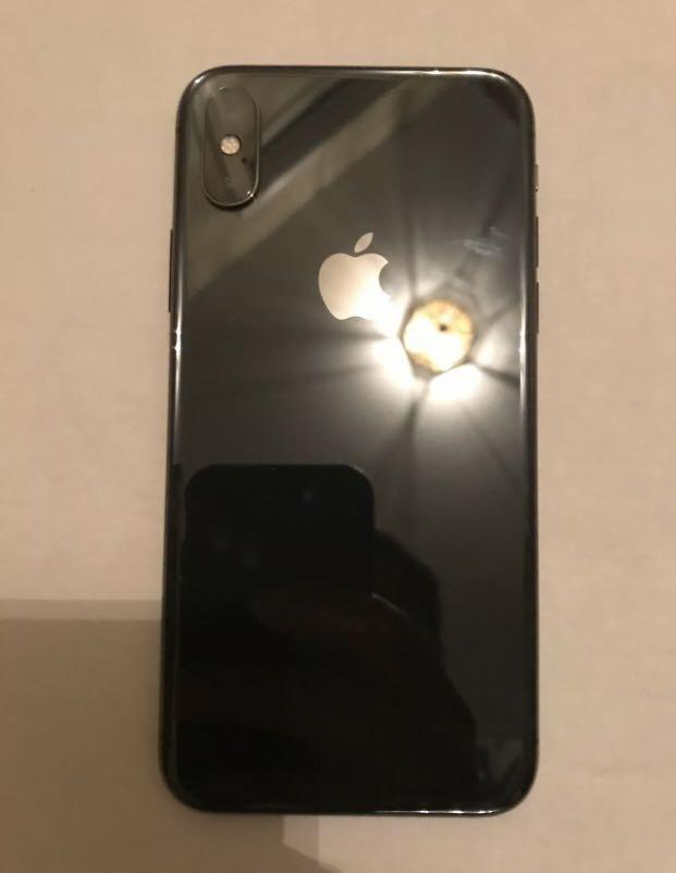 iPhone XS Max Grey 128 GB