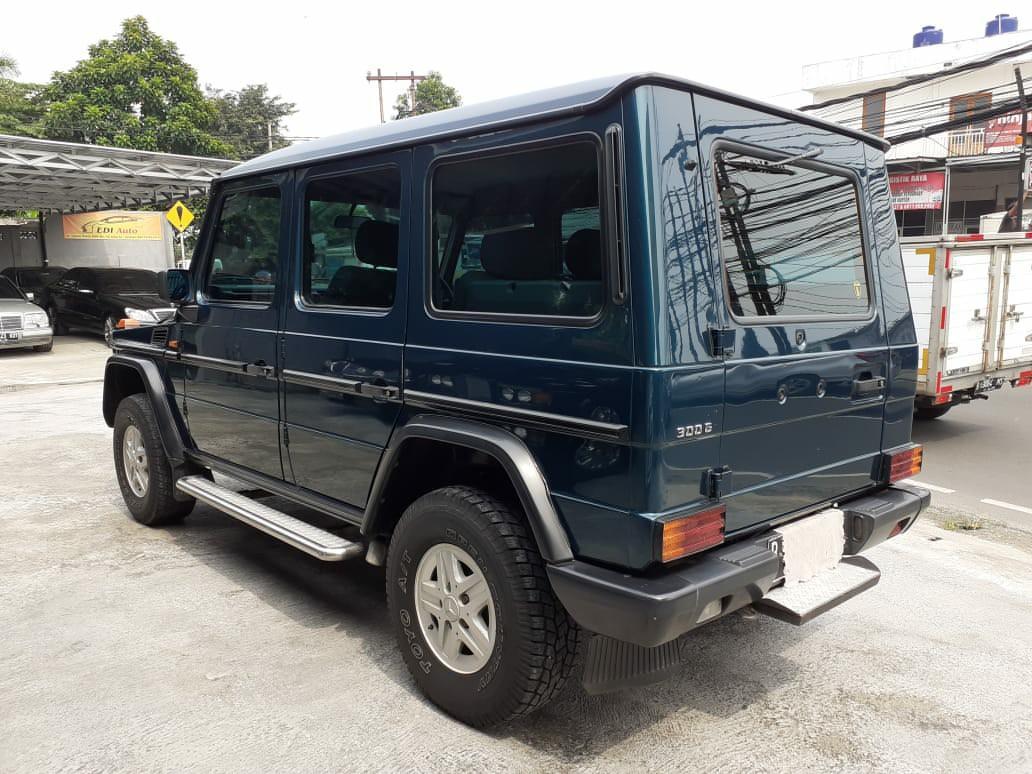 Jeep Mercy 300G