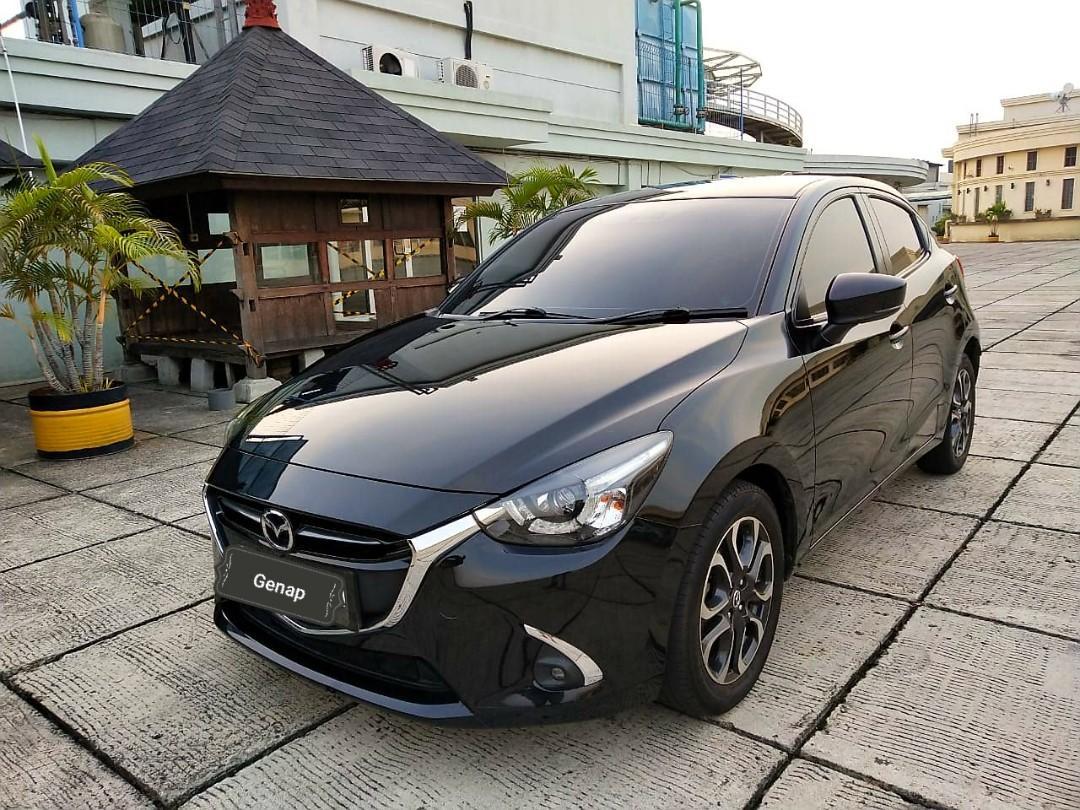 Mazda2 skyactiv R 1.5 CVT 2017 angs 1.9 jt