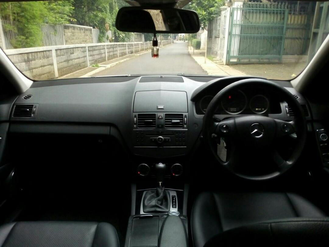 Mercedes Benz C200K 2010 Pjk panjang