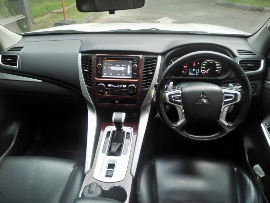 Mitsubishi Pajero S Dakkar Dsl 2.5 at 2016