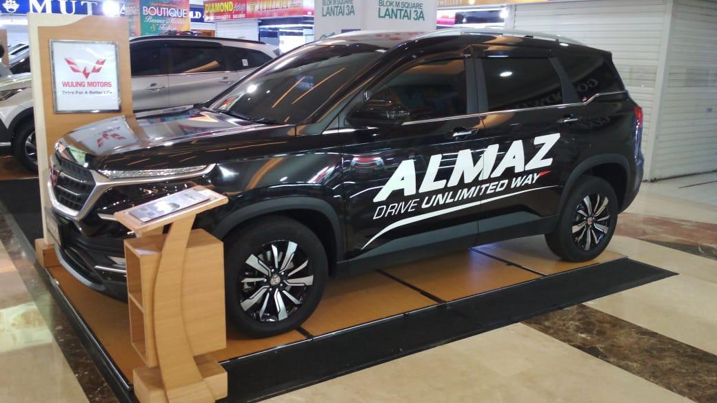 Mobil Almaz 1.5 CVT