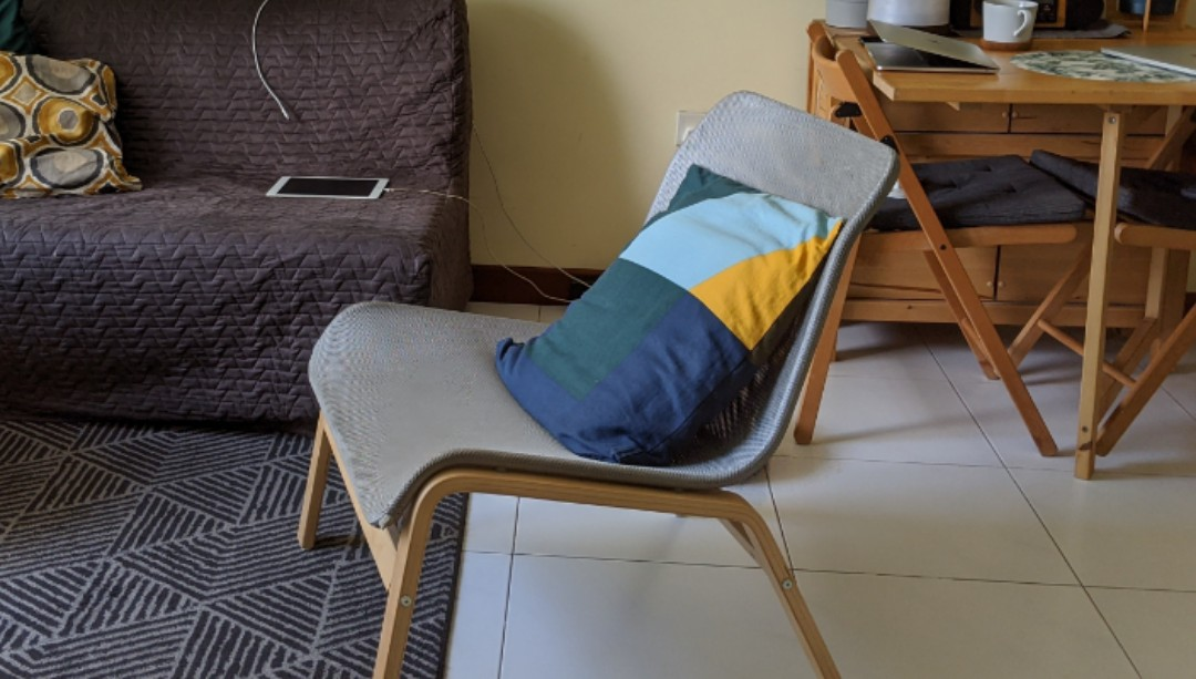 Moving Out Sale Ikea Accent Chair Furniture Tables Chairs On Carousell