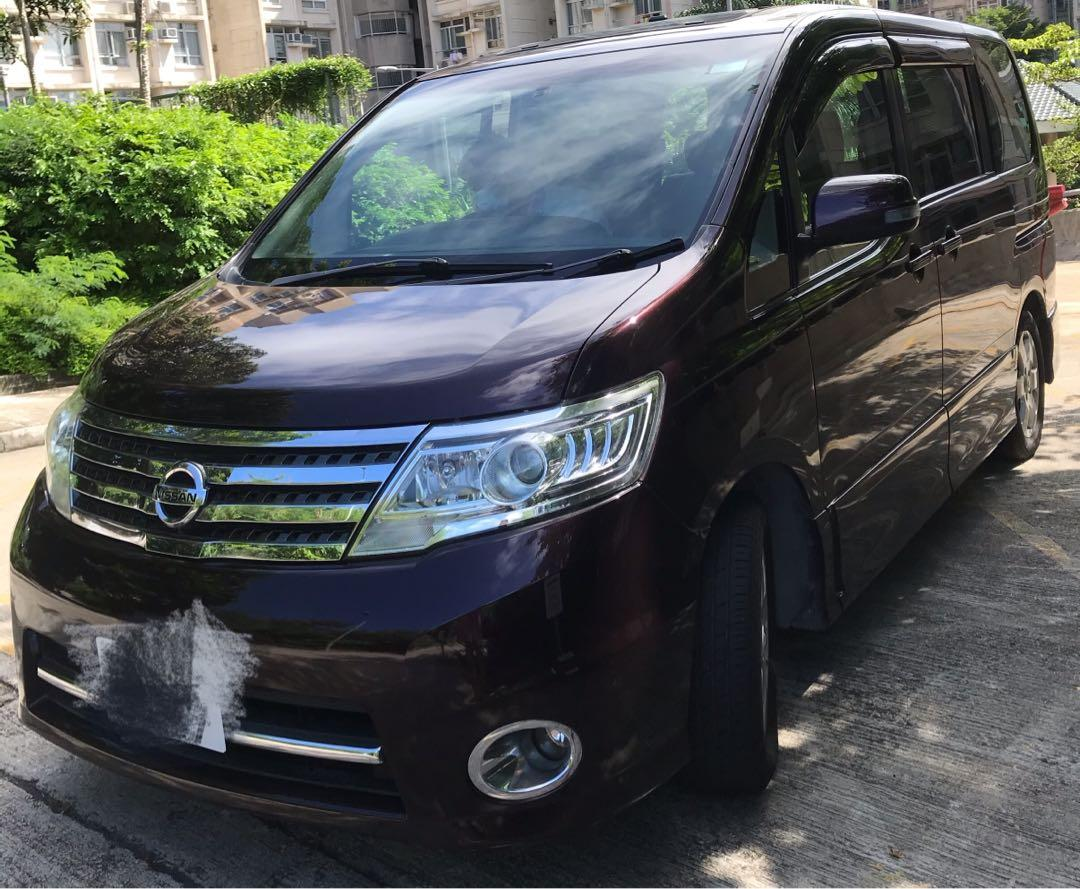 Nissan Elgrand 250 Highway Star 7-Seater S/R (A)