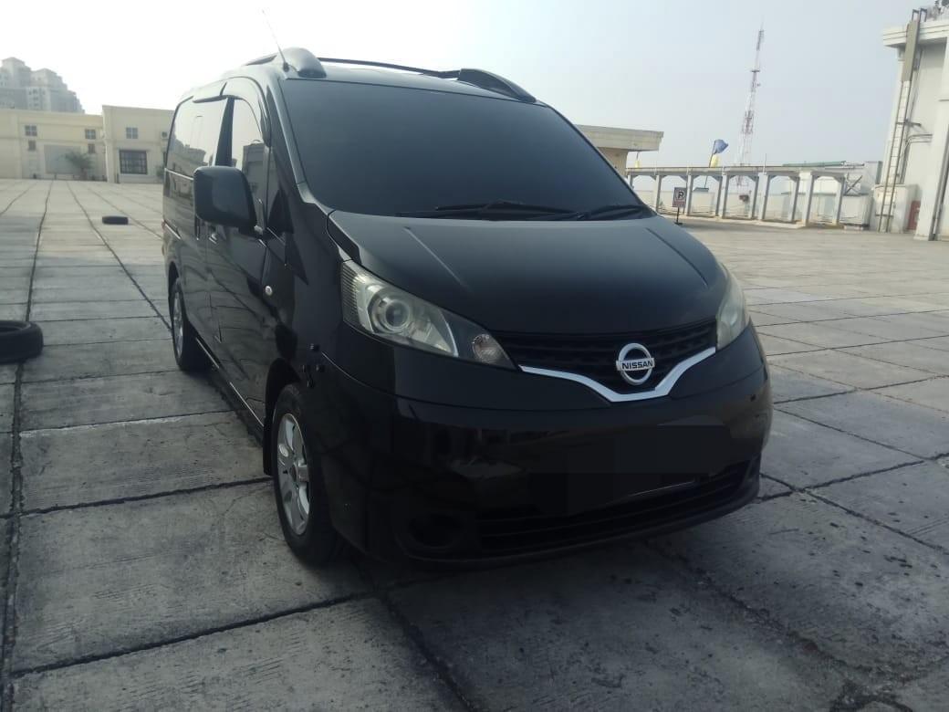 Nissan Evalia SV 1.5 AT 2013 angs 1.9 jt
