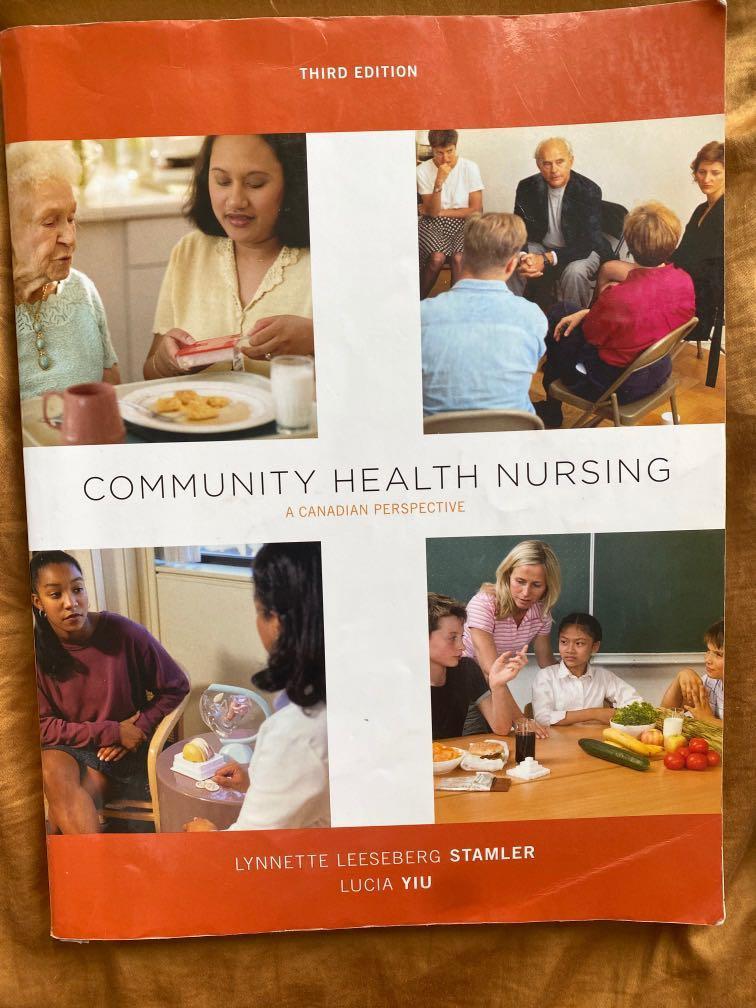 Nursing- Community Health Nursing
