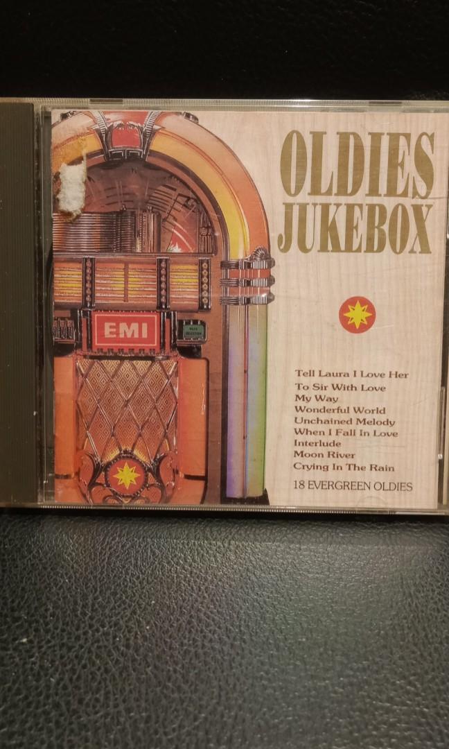 Oldies Jukebox精選