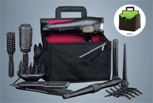 Paul Mitchell Pro Tools : unclipped ion+ curling iron & express ion+ dry hair dryer