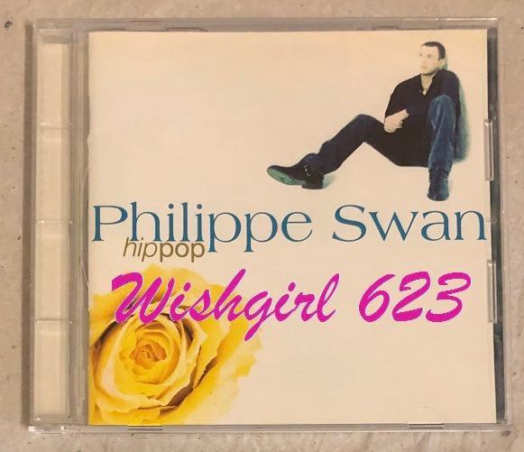 Philippe Swan 菲利普·斯旺 -『hippop 嘻哈』第二張專輯CD (絕版)~ Colpaert、創作歌手