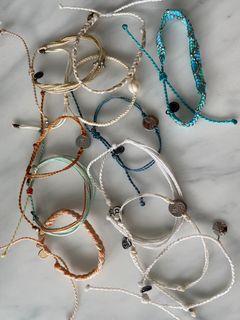 Pura vida Bracelets 11 for 10$