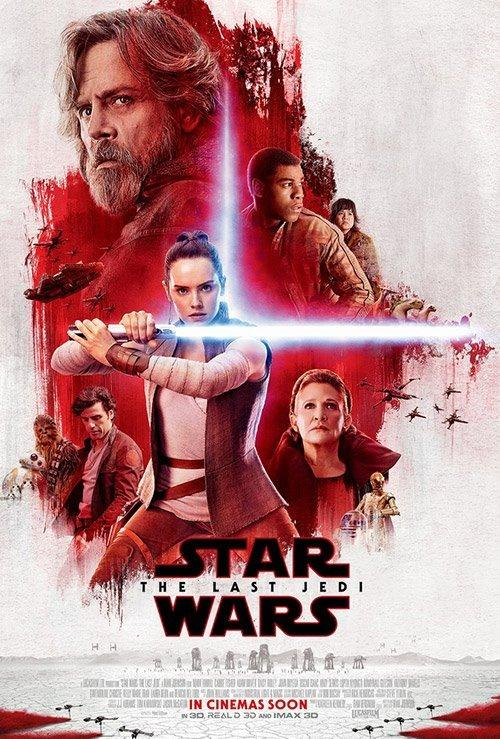 星際大戰《STAR WARS:最後的絕地武士 Star Wars The Last Jedi》海報