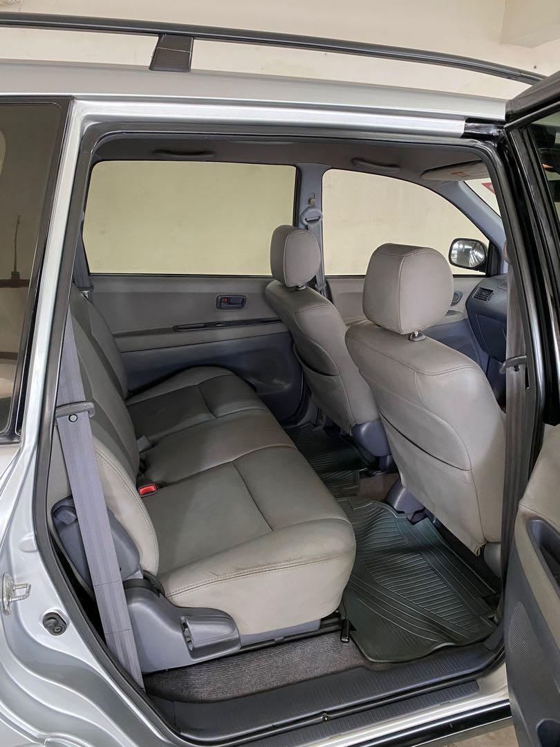 Toyota ipsum 1999 2.0 CBU japan rare