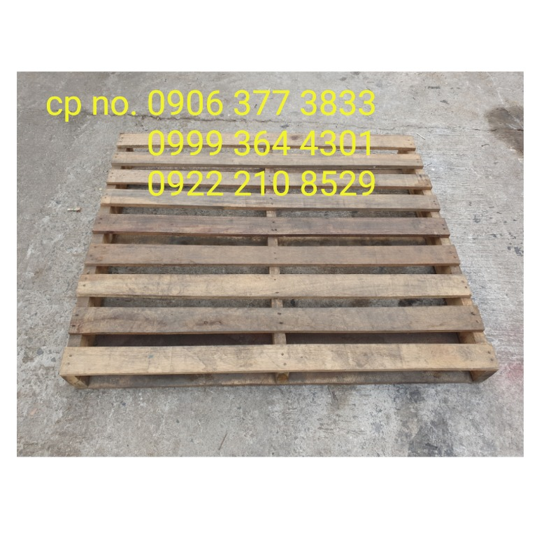 wooden paleta heavy duty pallet