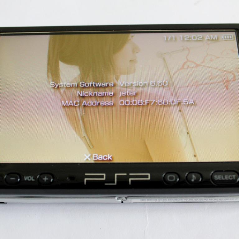 [現貨] SONY PSP 3007 黑色薄型主機原裝無改機中古機原裝機 [hot]