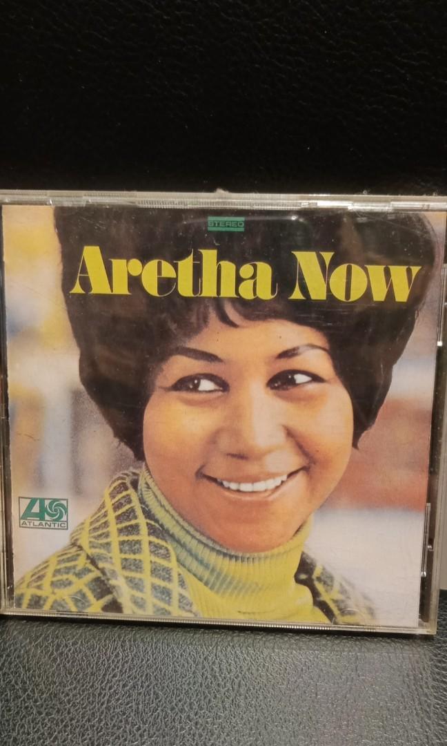 Aretha Franklin Aretha Now專輯