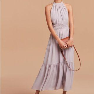 Aritzia Wilfred Maxi Dress