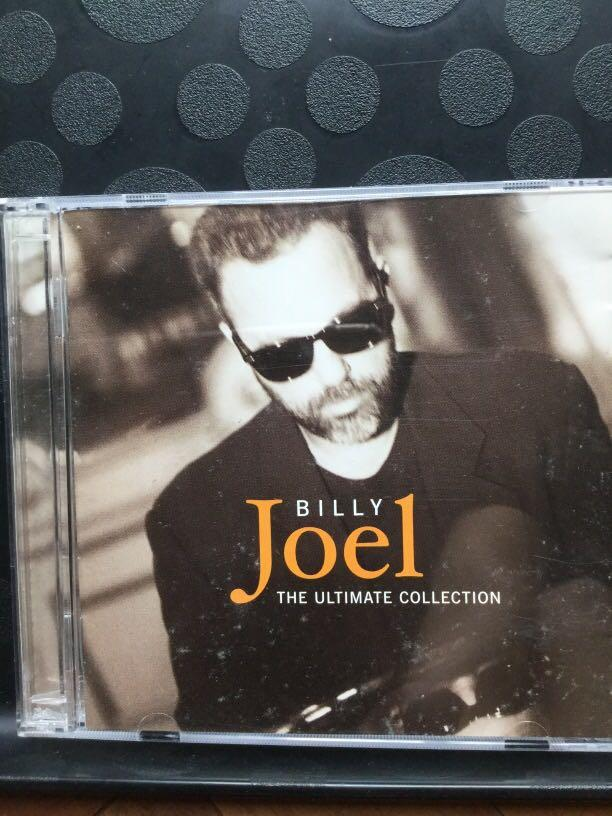 Billy Joel Ultimate Collection: Billy Joel Ultimate Collection 2cd 36 Tracks, Music