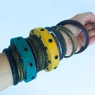 Bracelettes (20-piece Set)