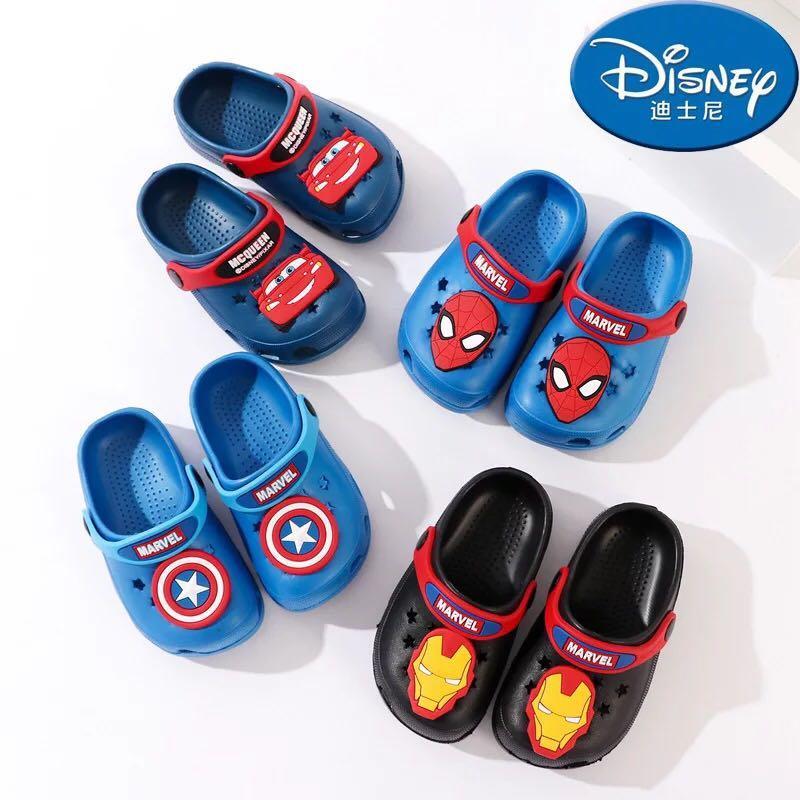Disney Spider-man baby slippers summer