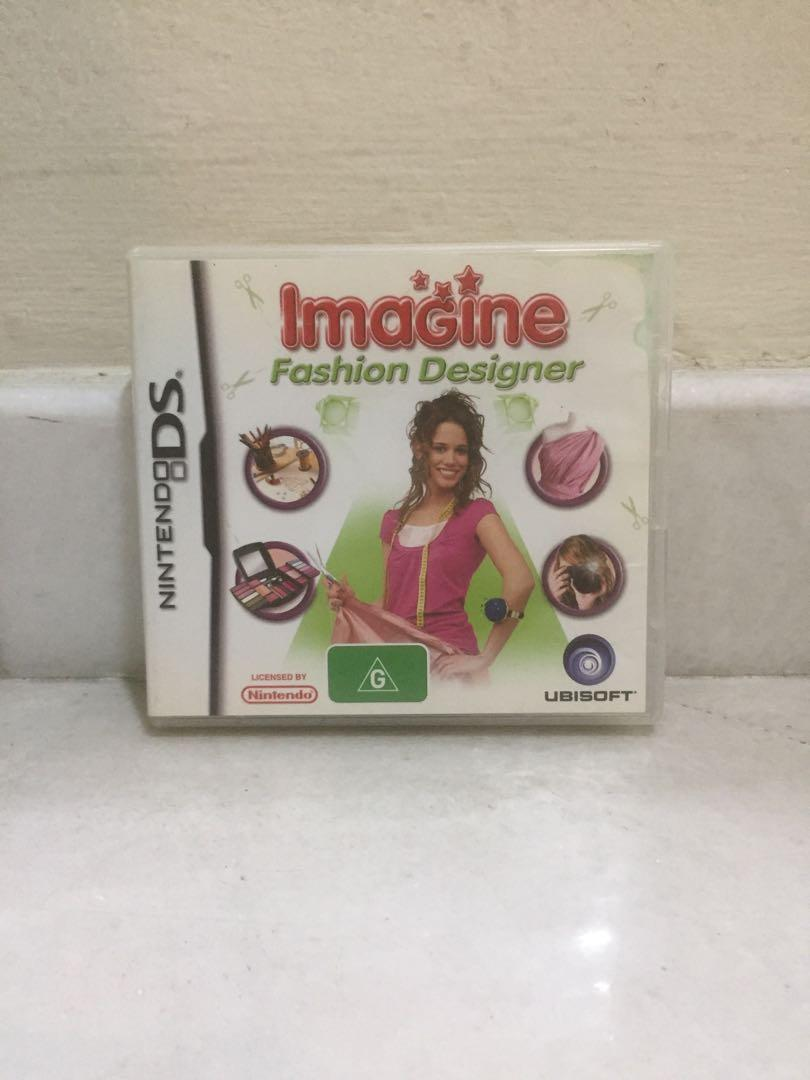 Ds Imagine Fashion Designer Video Gaming Video Games On Carousell