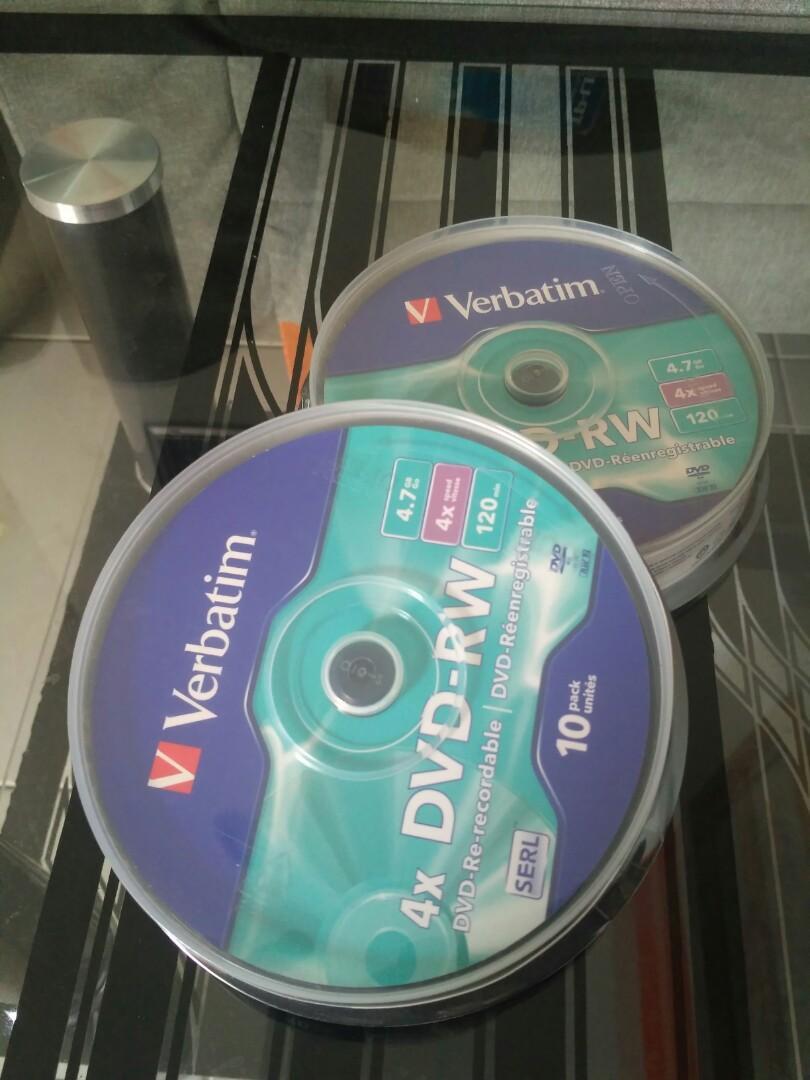 DVD - RW