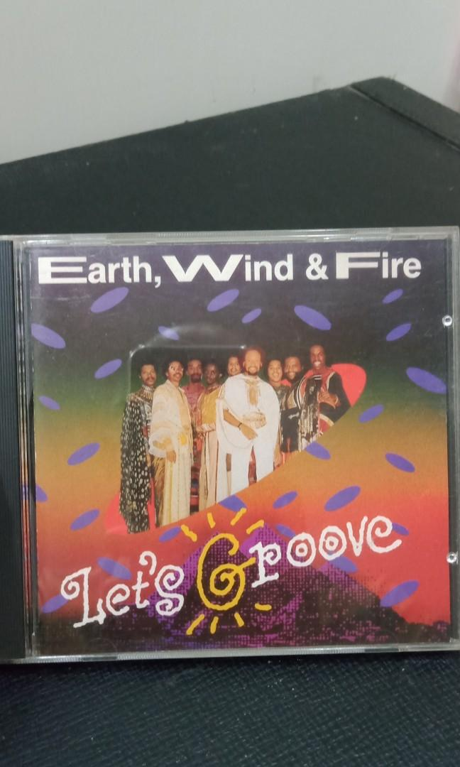 Earth,Wind &Fire Let's Groove