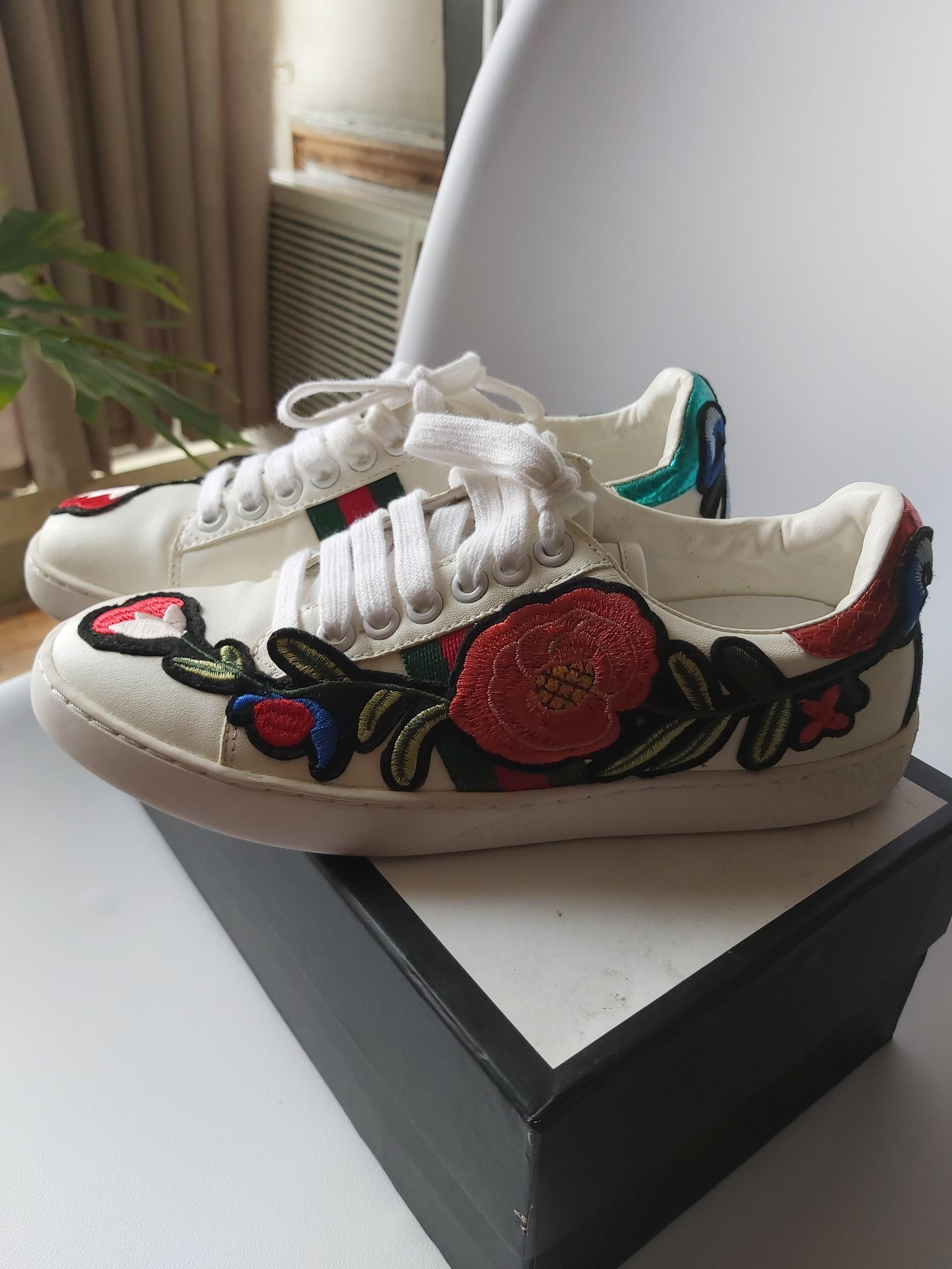 Gucci inspired shoes, Men's Fashion