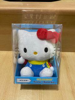 Hello Kitty Plushie Road Trip Limited Collectable