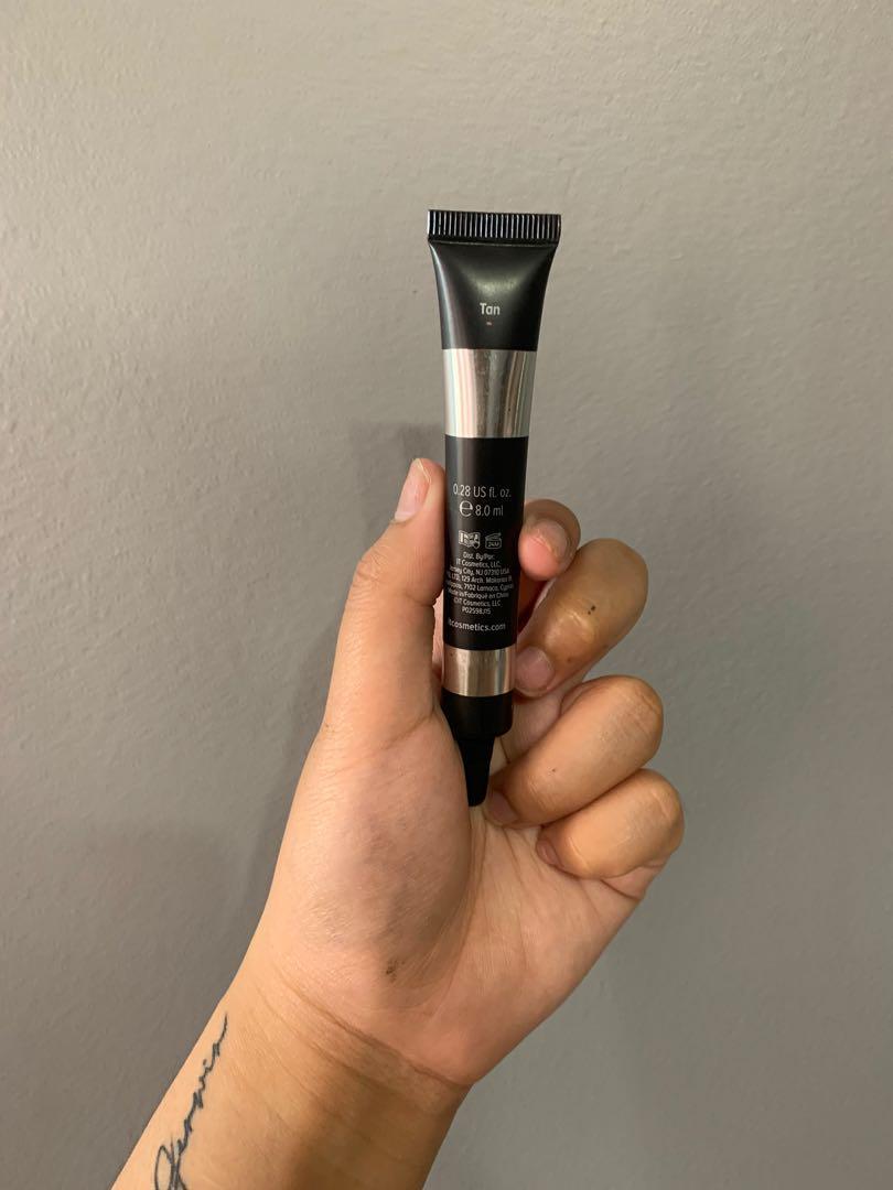 IT cosmetics Bye Bye Under Eye Full Coverage Anti Aging Waterproof Concealer Shade TAN