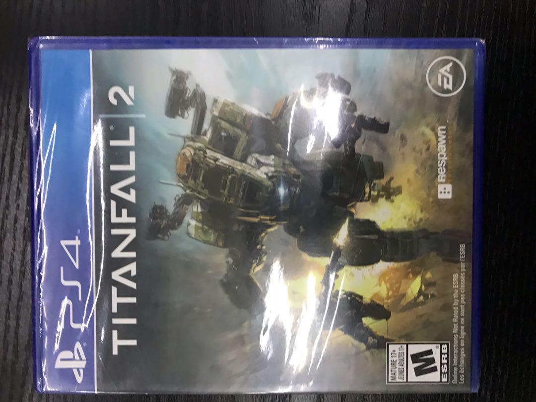 Kaset PS 4 TitanFall 2